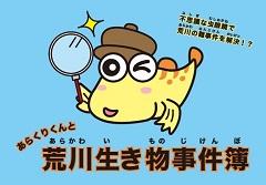 ①不思議な虫眼鏡で、荒川の難事件を解決!?